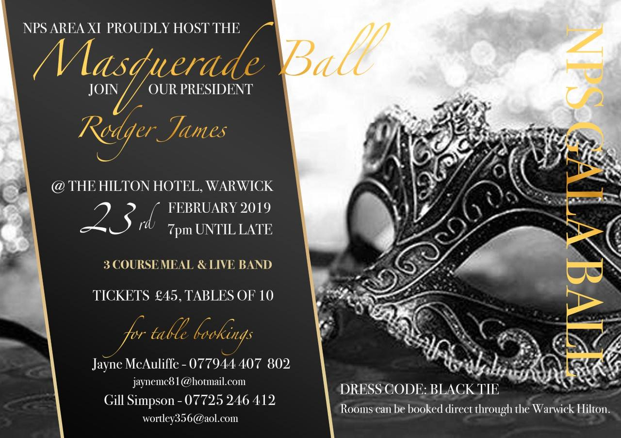 NPS Masquerade Ball Tickets